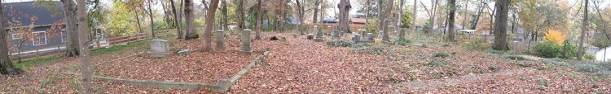 Clay Cemetery: Fall 2010