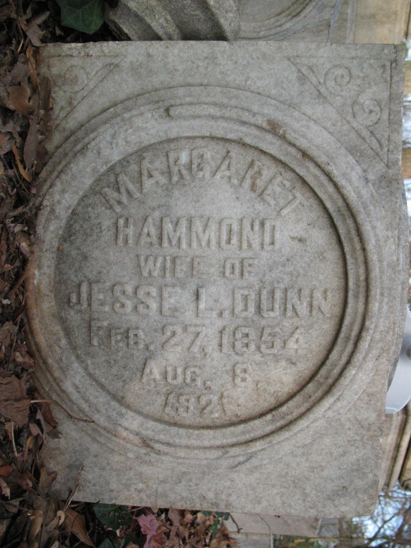 #233: Margaret Hammond Dunn
