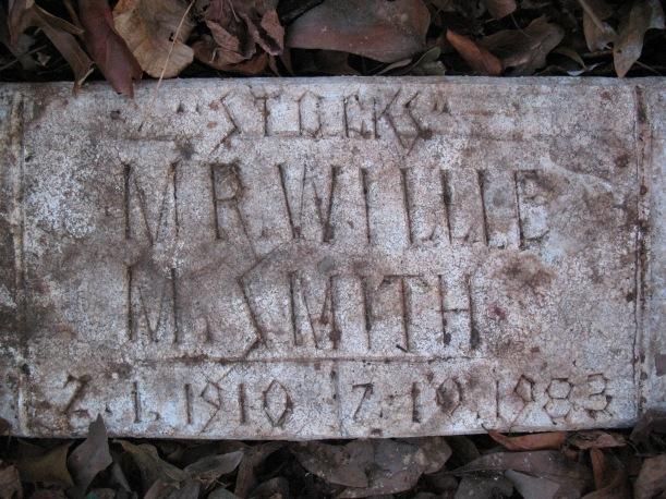 #259: Willie Smith