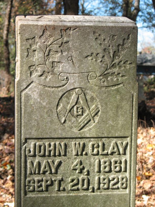 #261: John W Clay